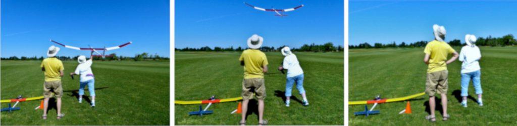 Model Planes Grass Turf Green Install