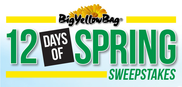 12 Days of Spring Sweepstakes